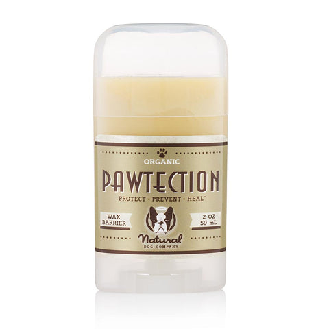 Natural Dog Co PawTection Balm - Stick - Paw Prints & Curly Tails