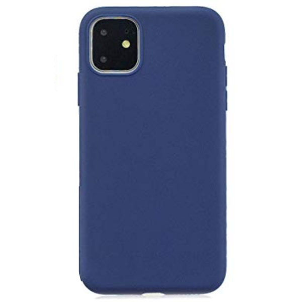 Soft & Smooth Silicone Phone Cover for iPhone 11 PRO MAX - Paw Prints & Curly Tails