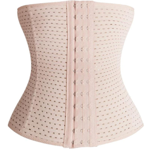 Waist Cincher Shapewear - Nude - Paw Prints & Curly Tails