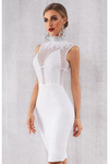 Forever Glam Bandage Dress Sleeveless