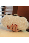 Beaded Vintage Evening Clutch Bag