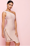Gladiator Stunner Bandage Dress