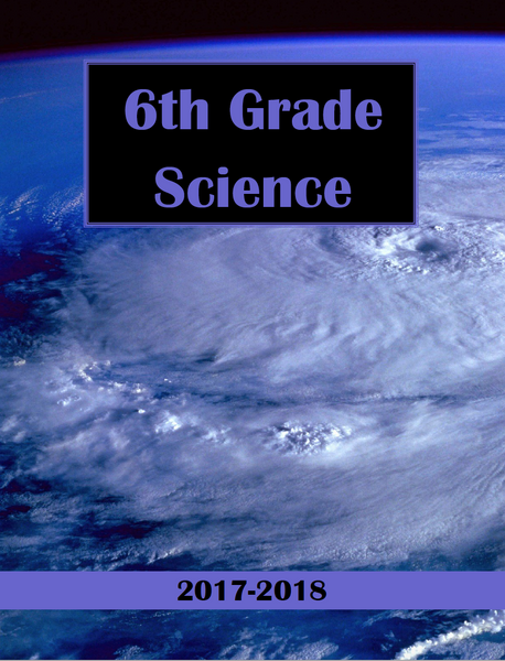 6th Grade Science, 17-18