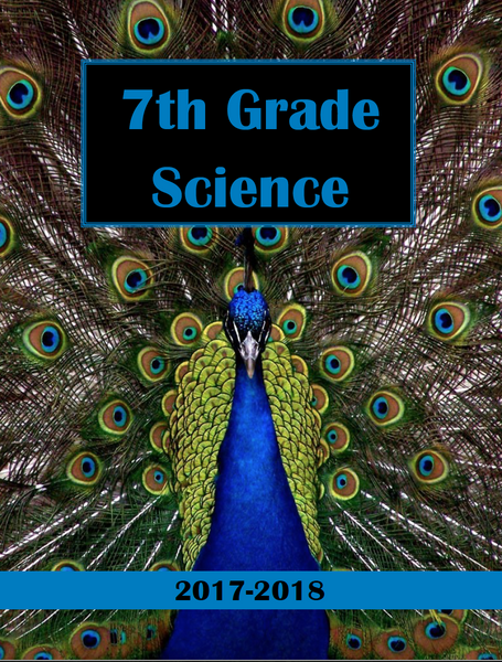 7th Grade Science, 17-18
