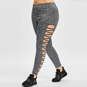 Hollow out Leggings
