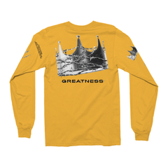 Crown of Greatness Gold Long Sleeve