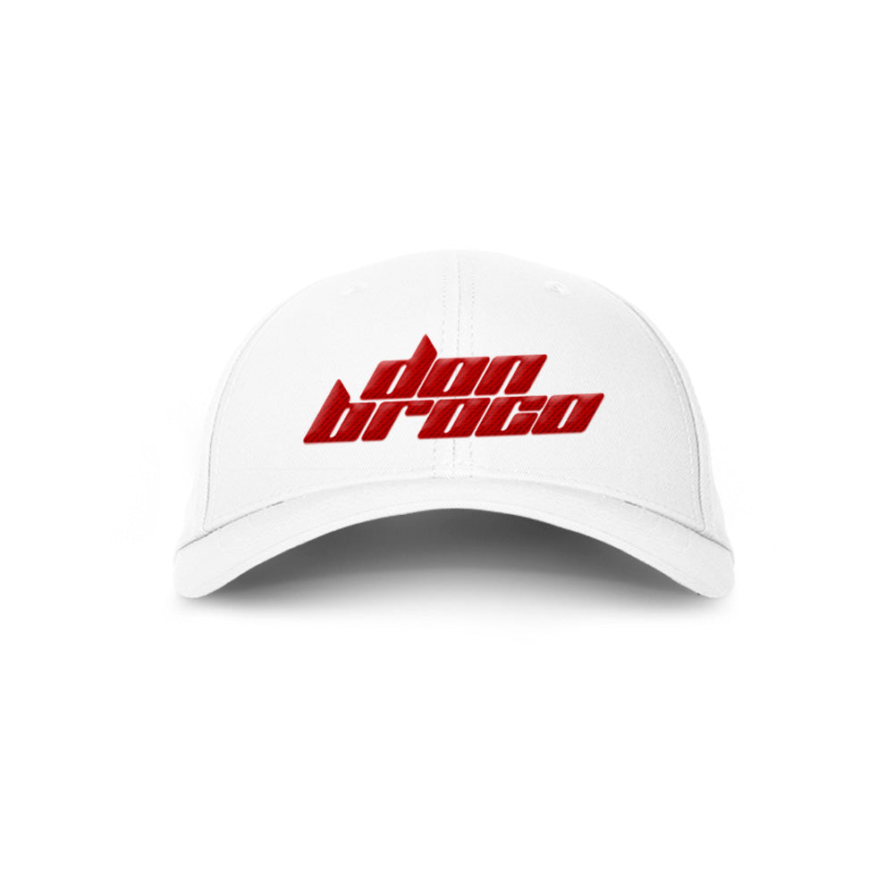 Don Broco White Cap