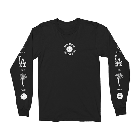 Keep The Faith Long Sleeve