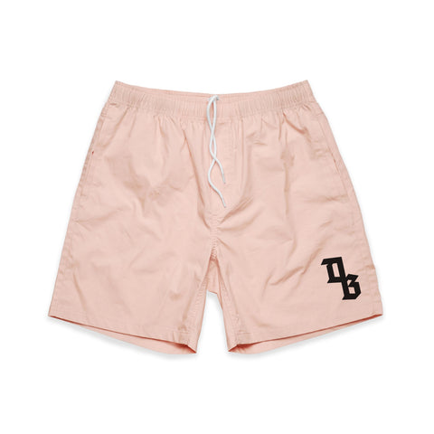 DB Logo Swim Trunks