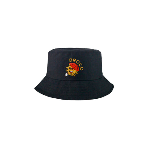 No Rain Everyday Be Sunny Bucket Hat