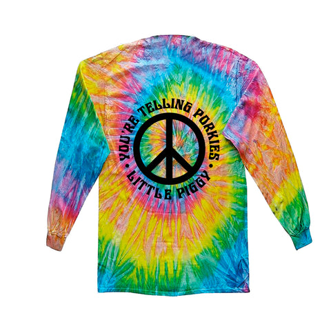 Traitorous Hippie Tie Dye Long Sleeve