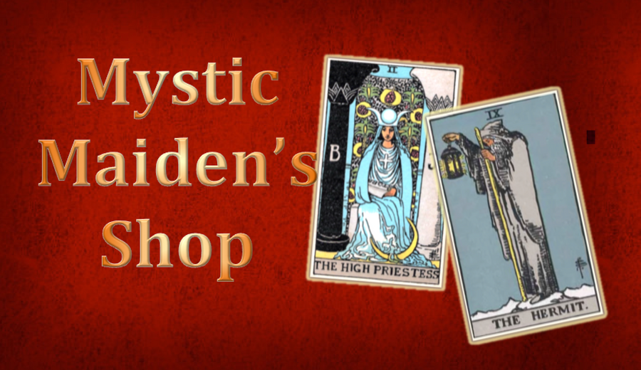 Mystic Maiden's Shop