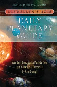 Daily Planetary, 2018 Guide by Llewellyn