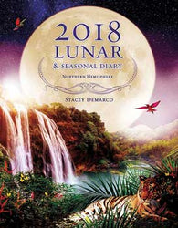 Lunar & Seasonal Diary, 2018 by Stacey Demarco