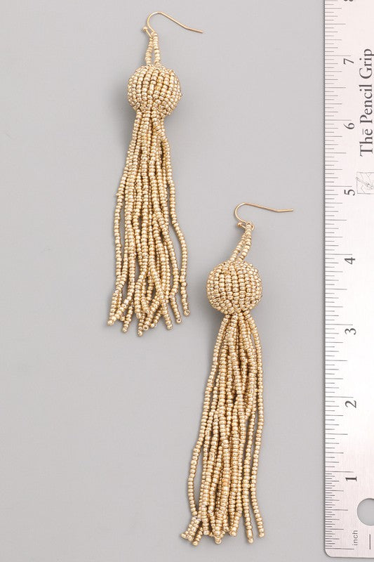 The Clarissa Earring- Gold