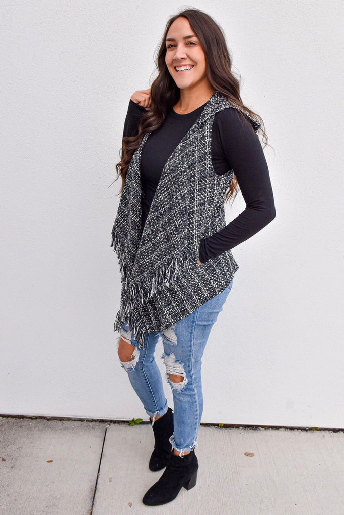 The Victoria Layering Vest