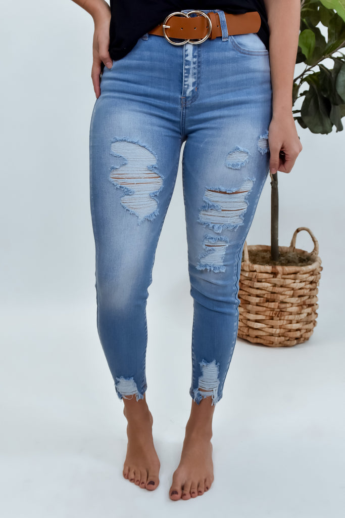 The Haley High-Rise Jean