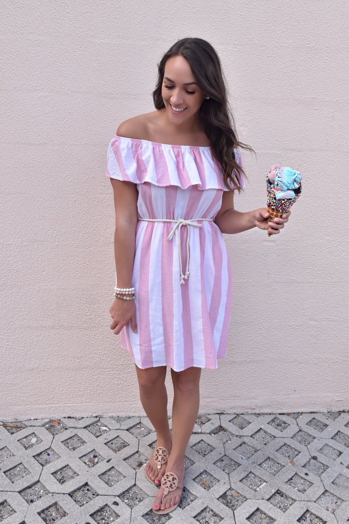 Sweet & Salty Summer Dress