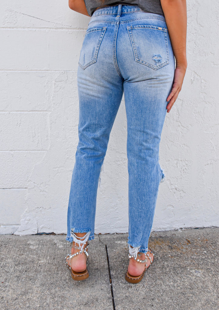 The Oaklynn Relaxed Jean - Vogue Society