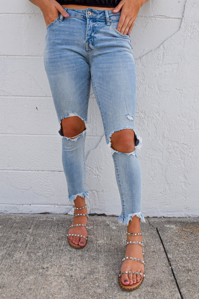 The Brooklyn Skinny Jean