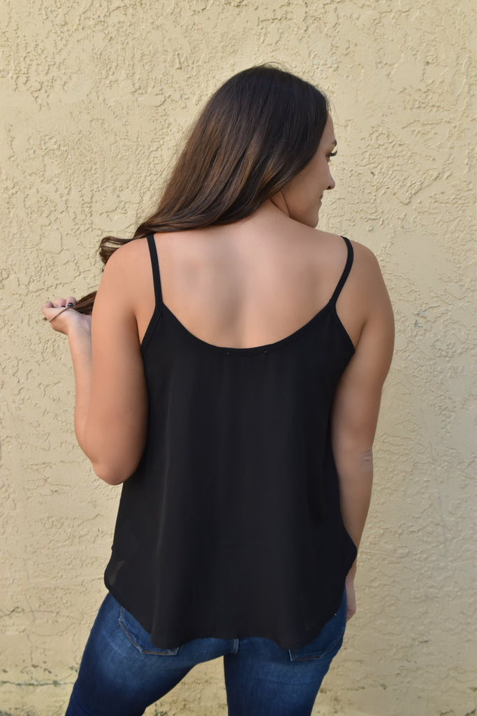 Black Must-Have Tank