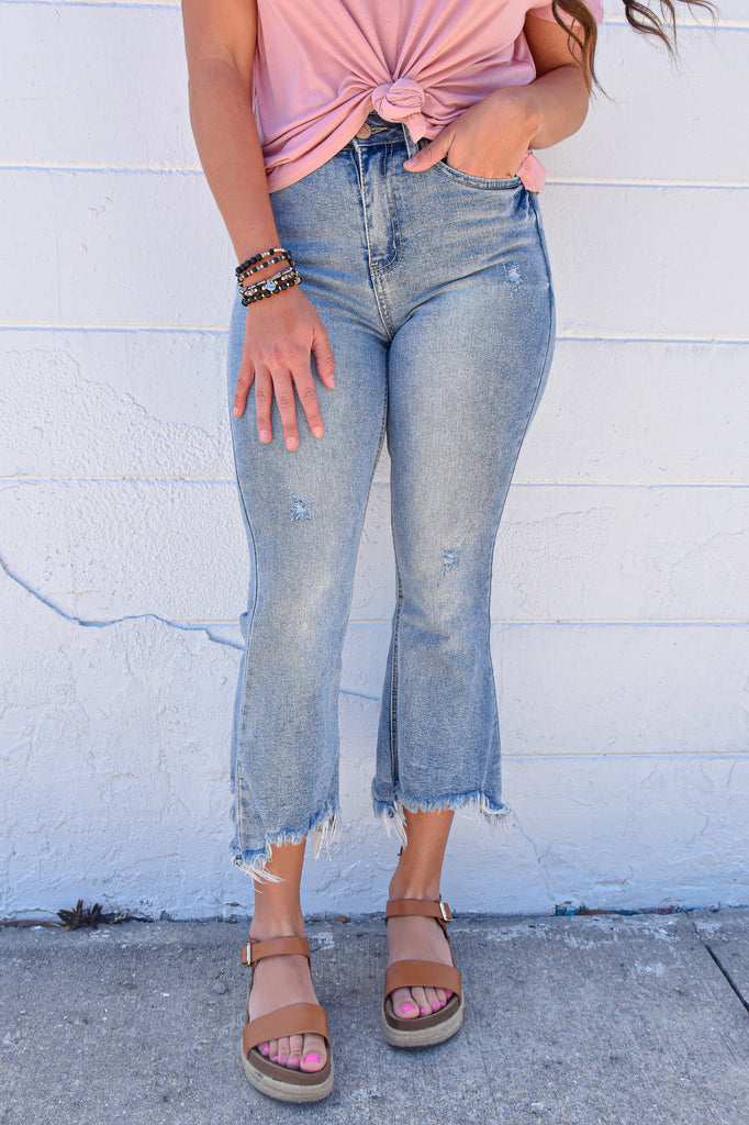 Vintage Dream High Rise Jean