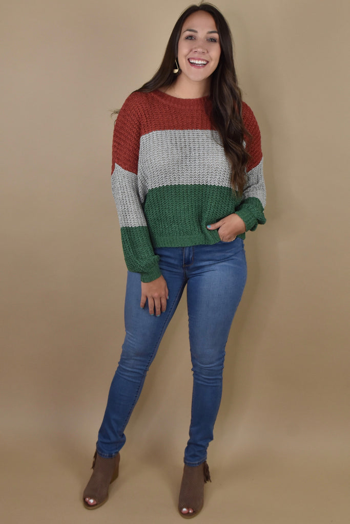 Season of Cider Lightweight Sweater