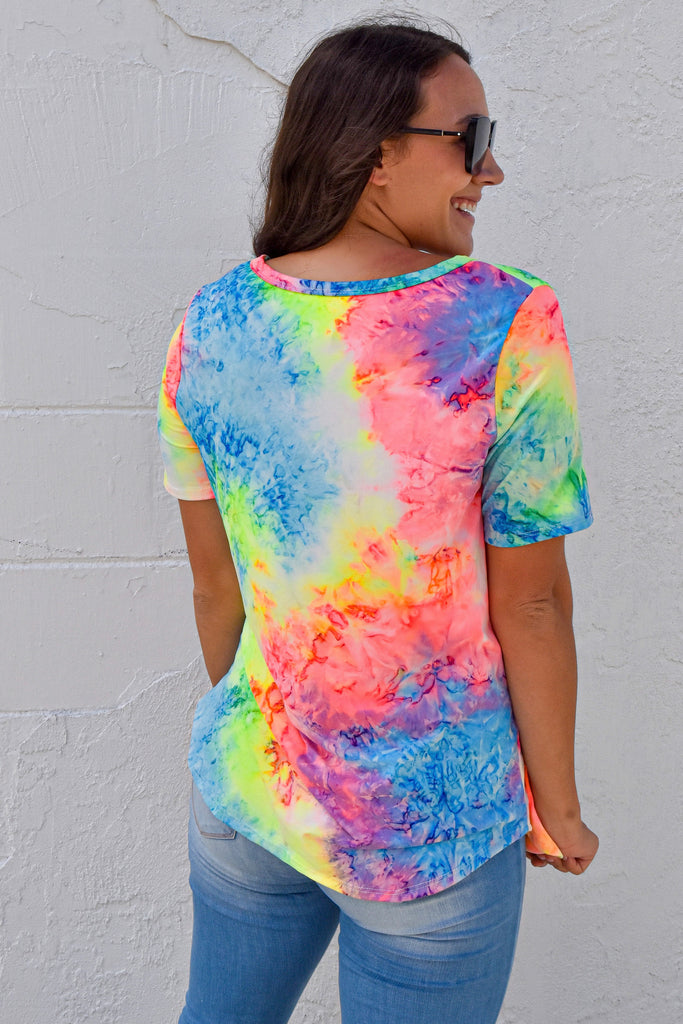 Wannabe Watercolor Tee