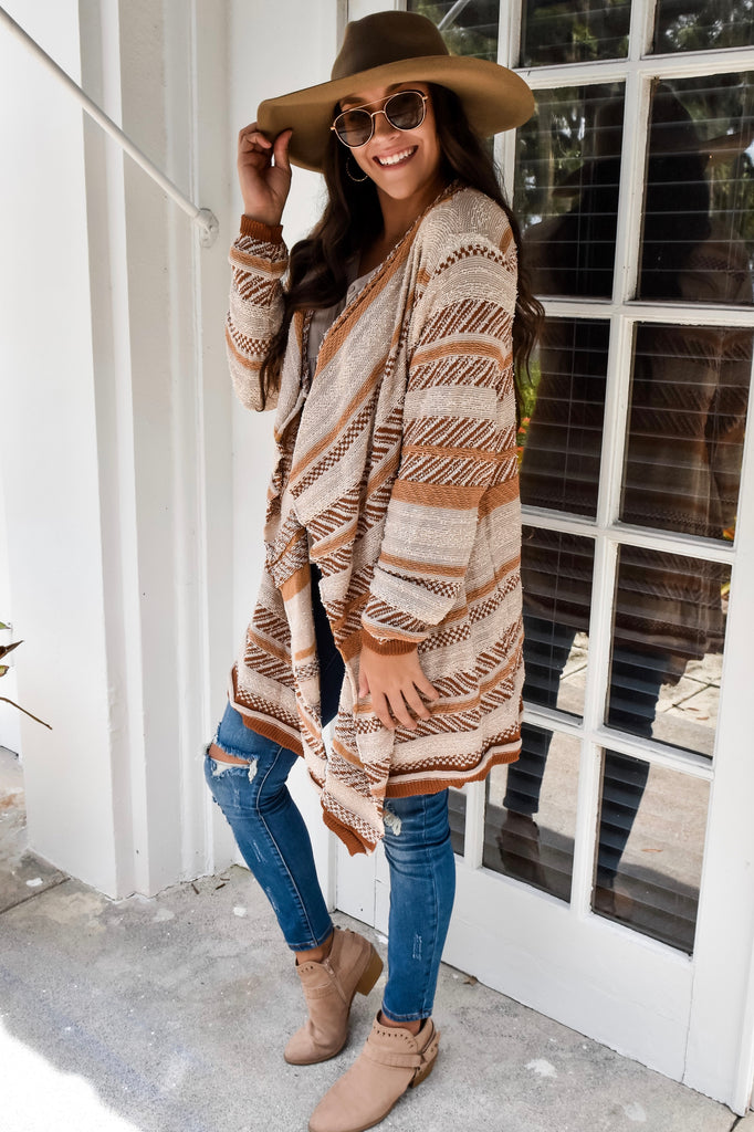 The Kennedy Cozy Cardigan