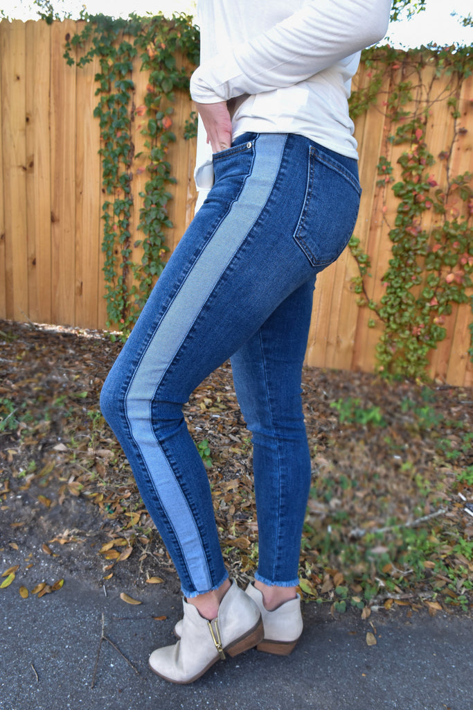 Striped Serena Jean