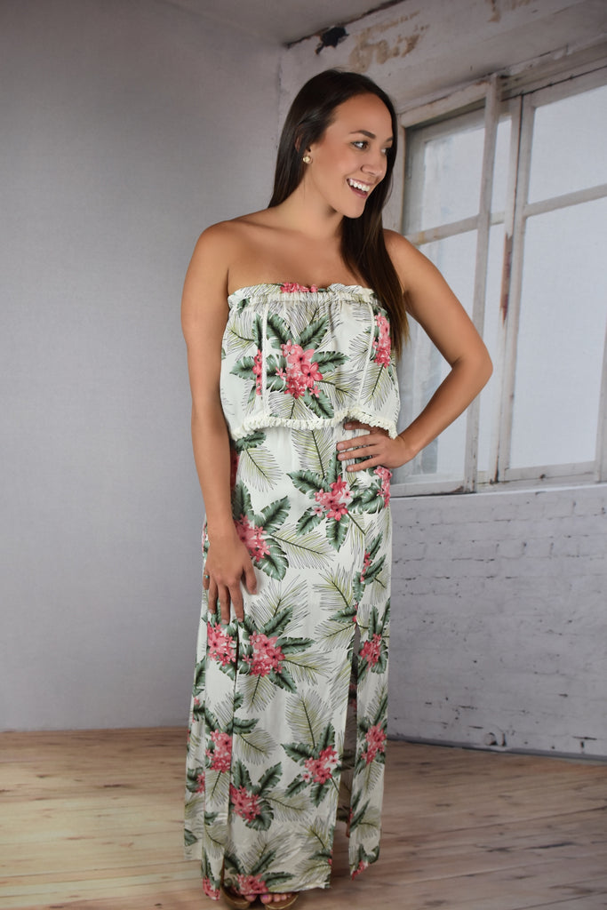 Palms in Paradise Maxi