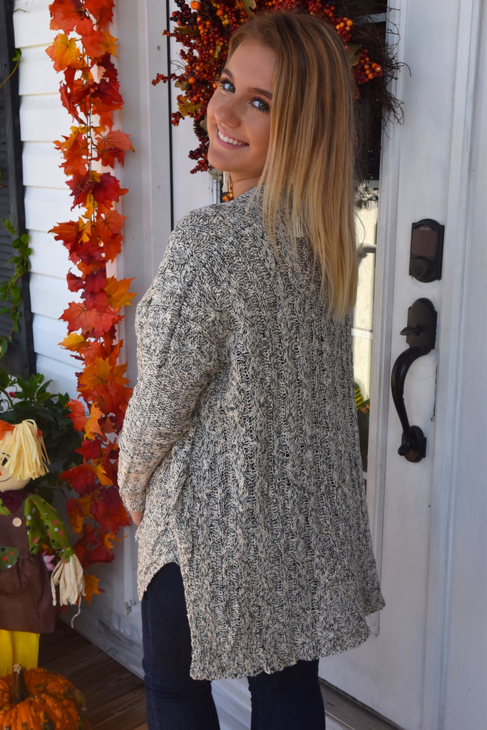 Oreo Oversized Sweater