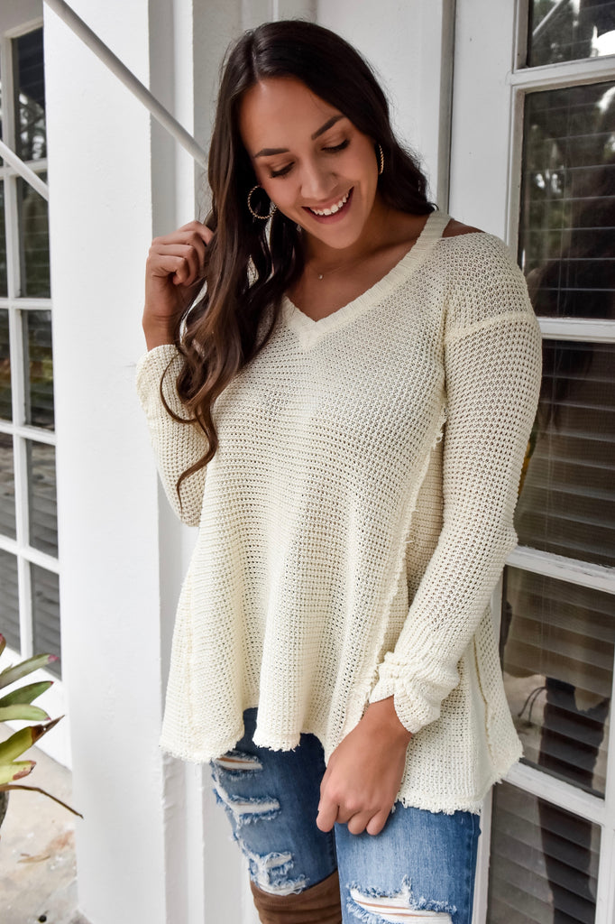 The Waverly Sweater