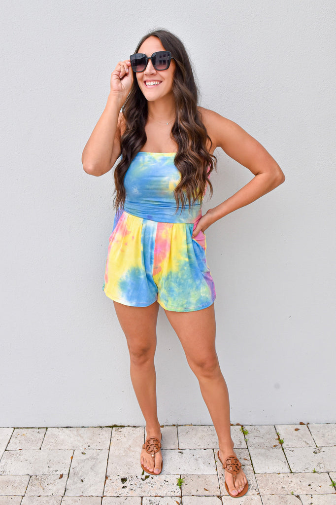 The Popsicle Romper