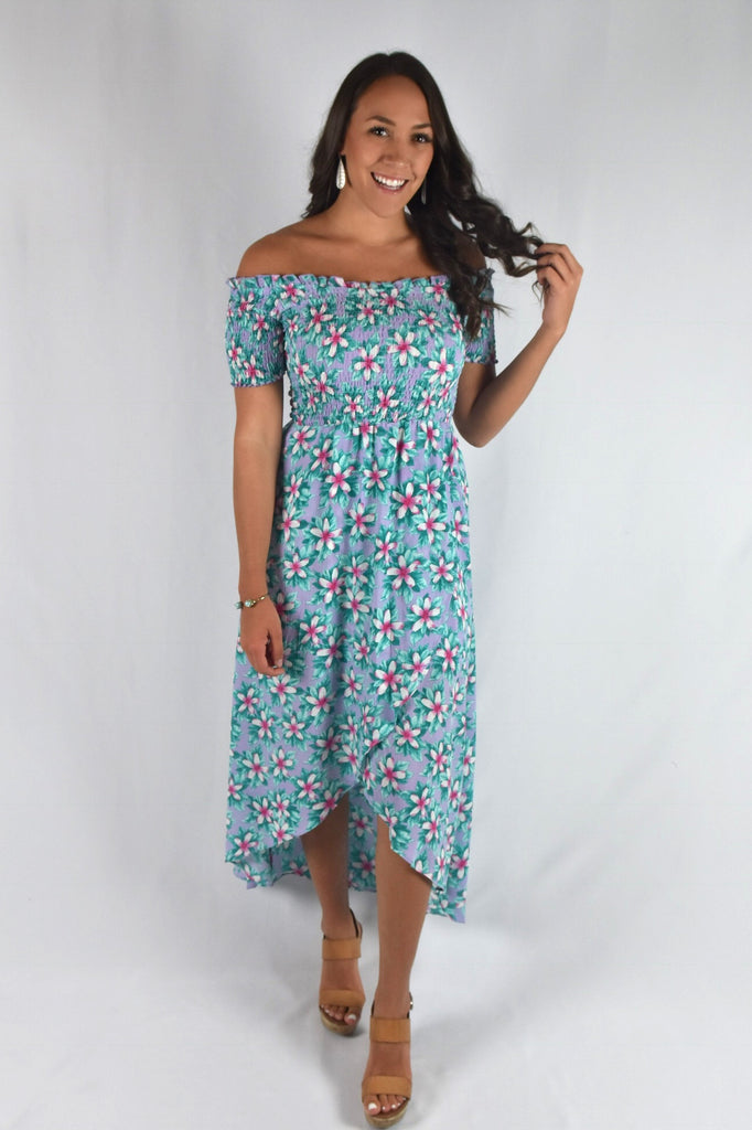 Blooming Orchard Maxi