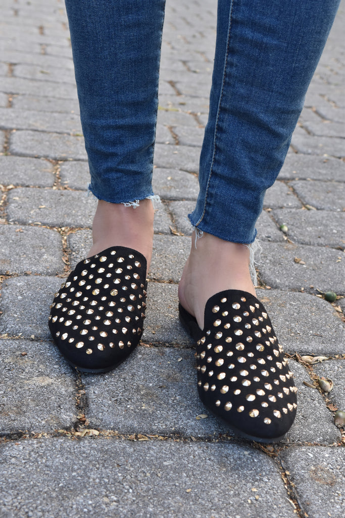 Rockstar Stud Slip-On Shoe