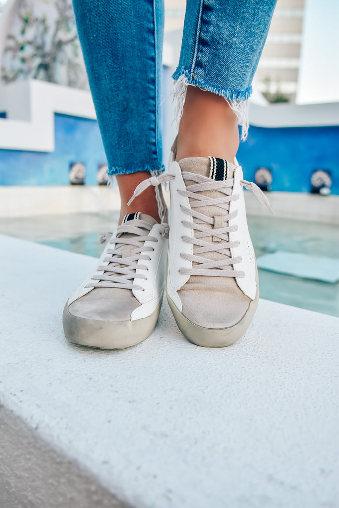 The Madi Sneaker - Vogue Society
