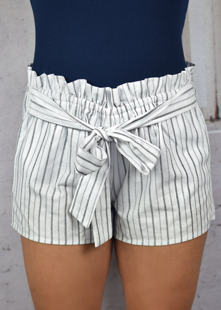 Summer Lovin' Striped Shorts