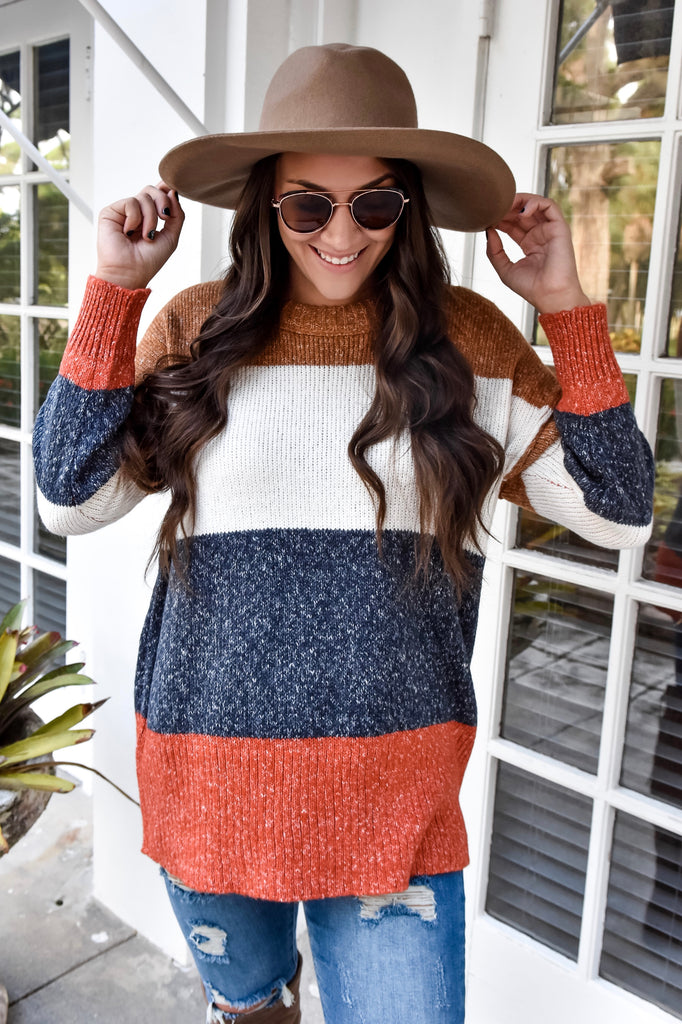 *RESTOCKED*! Oh My Gourd Sweater