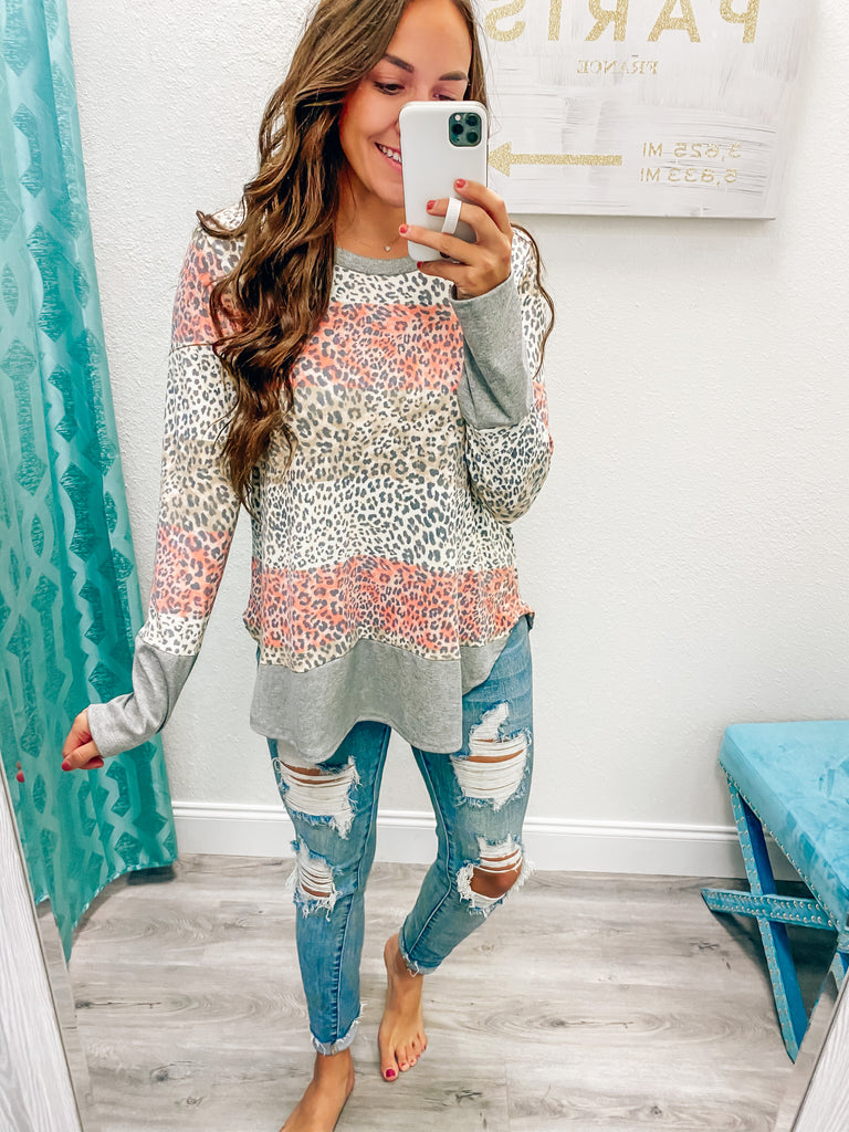 In a Dream Leopard Thermal