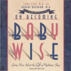 Baby Wise Sleep Training Book