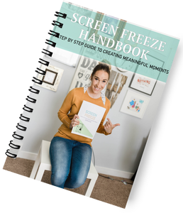 Screen Freeze Handbook (Print & Digital Edition)