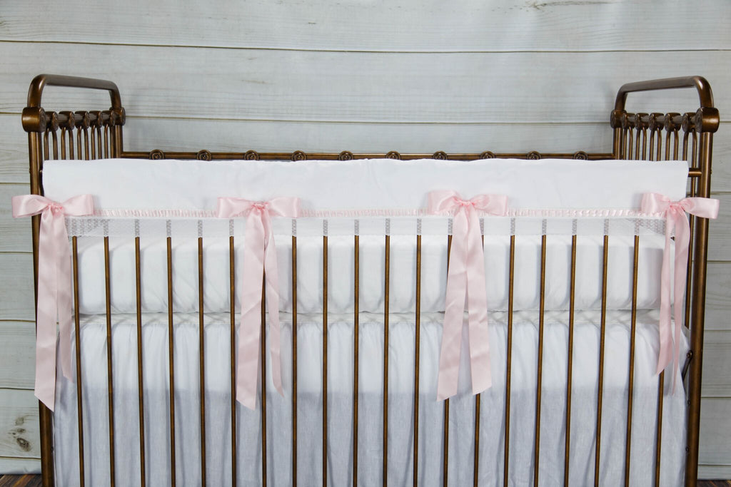 Elizabeth Heirloom Topper Pink