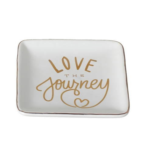 Love the Journey, Trinket Dish