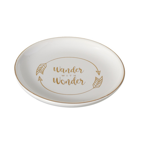 Wander With Wonder, Trinket Dish