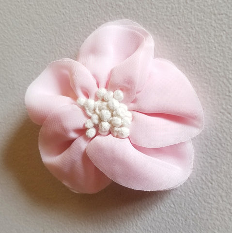 Flower Hair Clips (Large), 2-Piece Pack