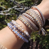 Beaded Layered Bracelet