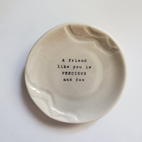 Loving Thoughts, Trinket Dish