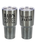 Stainless Steel Tumbler, X-Large 28oz
