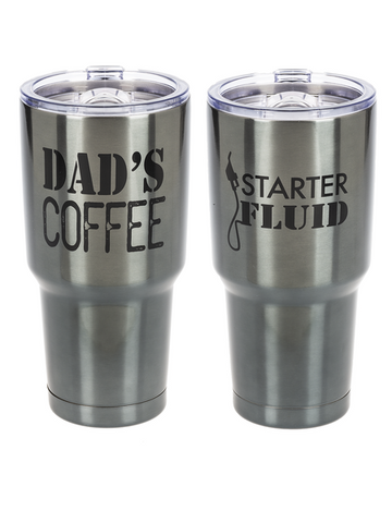 Coffee Tumbler, X-Large 28oz